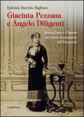 Giacinta Pezzana e Angelo Diligenti