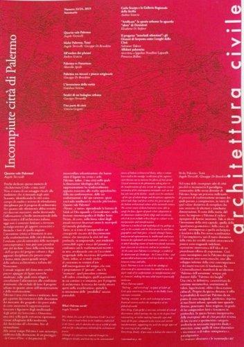 Architettura civile n. 23/24, 2019