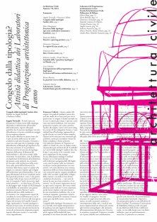 Architettura Civile. n.7/8, 2013