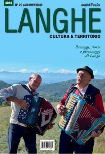 Langhe. Cultura e territorio.